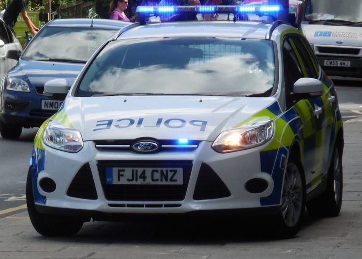 Nottinghamshire Police (FJ14 CNZ)