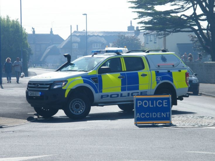 Sussex Police Ford Pickup