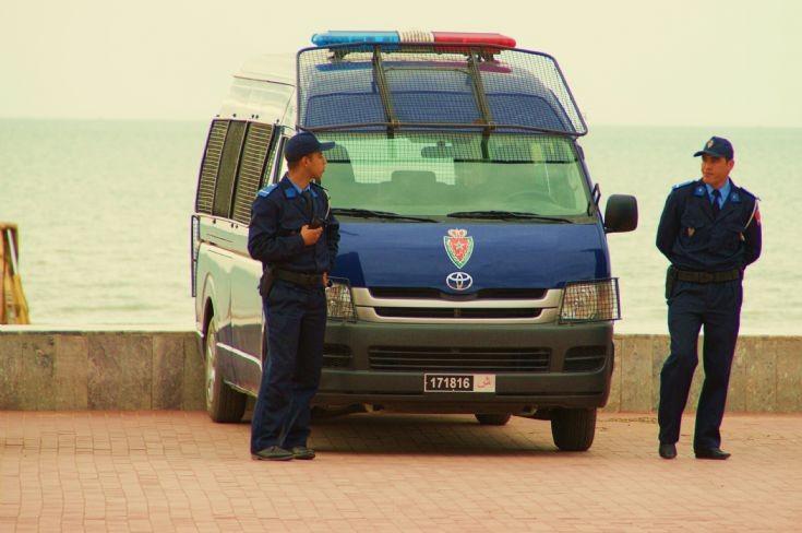 Moroccan Police Surete Nationale