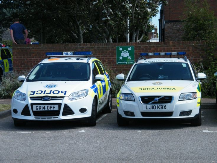 Sussex Police Ford Focus