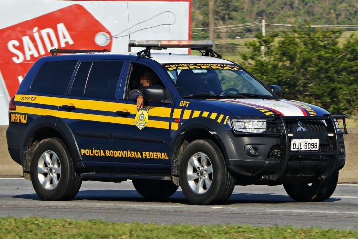 Brazil's Federal Highway Police