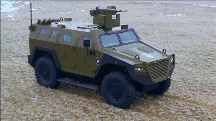 BOV M-16