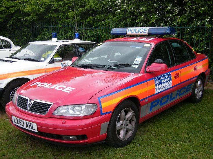 Metropolitan Police Vauxhall Omega