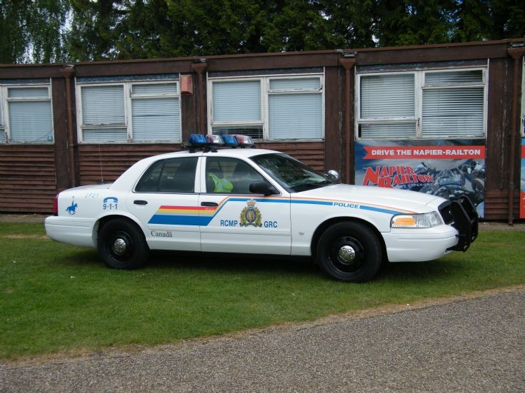 Royal Canadian Mounted Police Ford