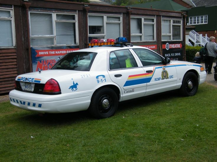 Ford, Royal Canadian Mouted Police