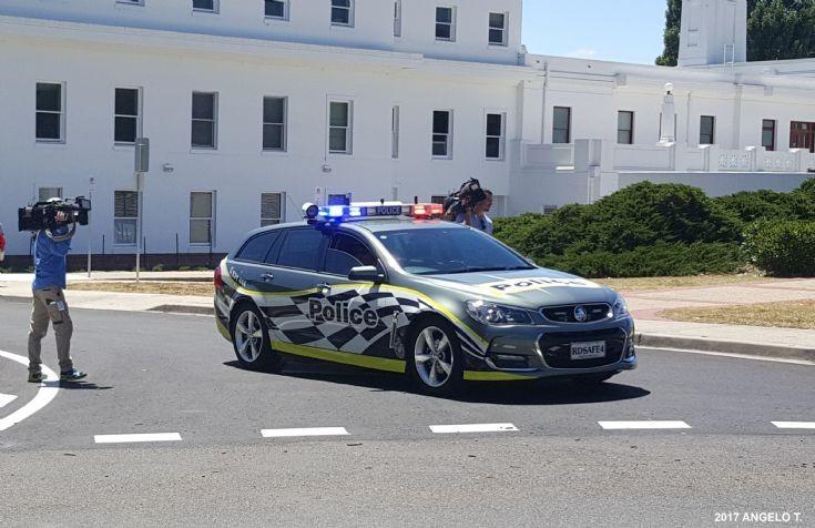 ACT Police Holden VF2 - Australia