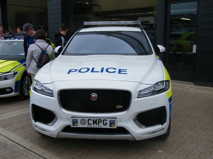 Jaguar Central Motorway Police Group