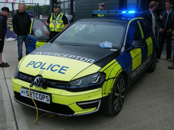 Northants Hybrid Volkswagon