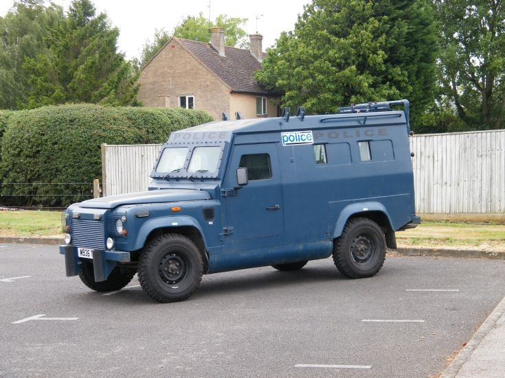 Northants Land Rover