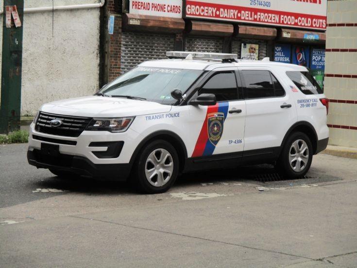 Mitchell Libby 2017  SEPTA Transit Police  USA