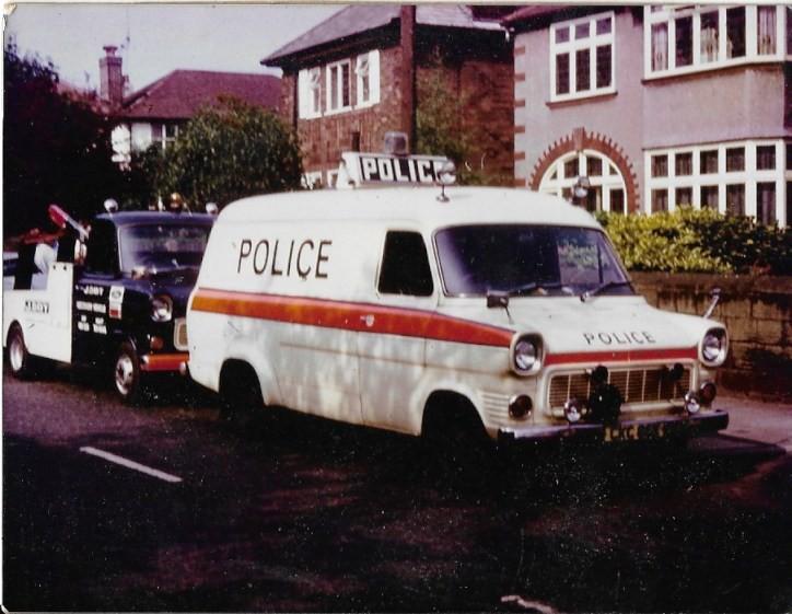 Liverpool Transit accident unit