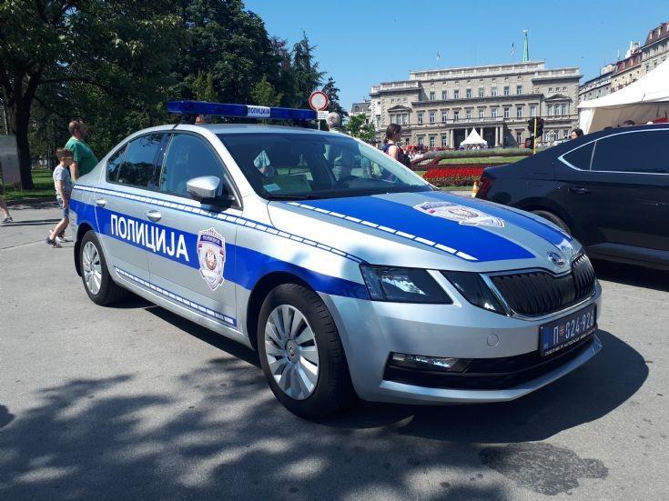 2018 Skoda Octavia - Traffic Police